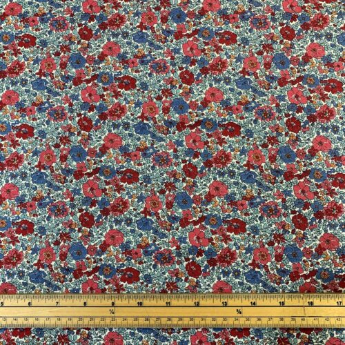 Liberty Fabrics - Flower Show Winter: Arley Gardens - £15 per metre