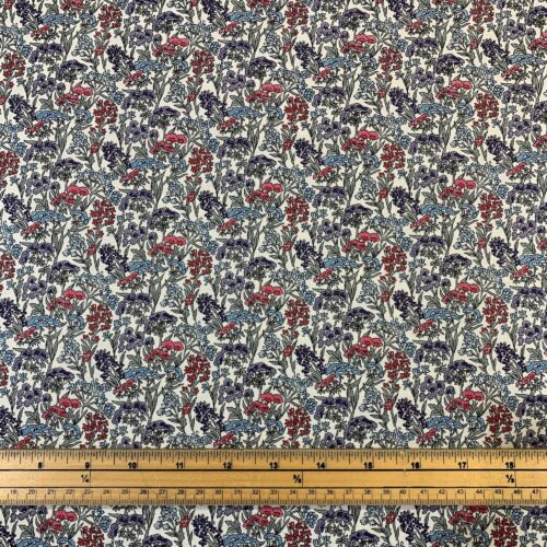 Liberty Fabrics - Flower Show Winter: Yorkshire Meadow - £15 per metre