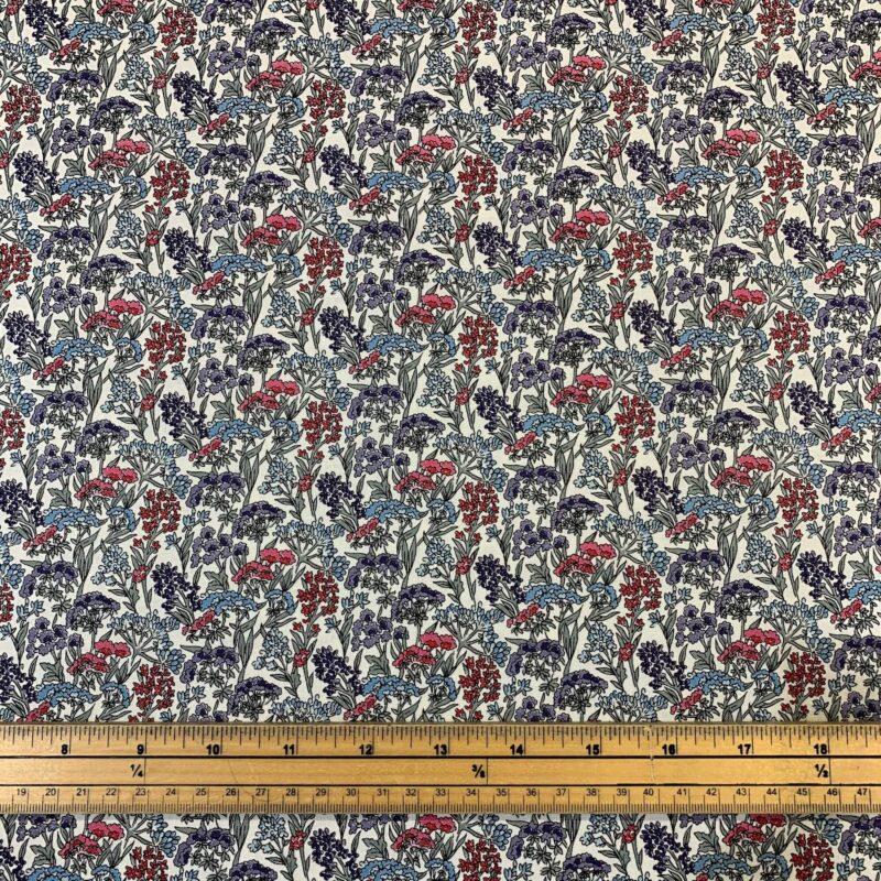 Liberty Fabrics - Flower Show Winter: Yorkshire Meadow - £15 per metre