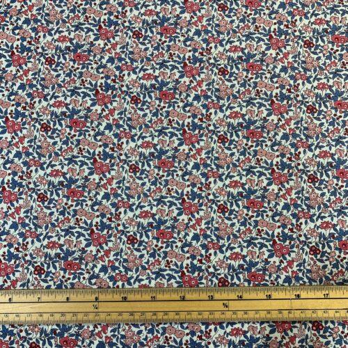 Liberty Fabrics - Flower Show Winter: Forget Me Not Blossom - £15 per metre