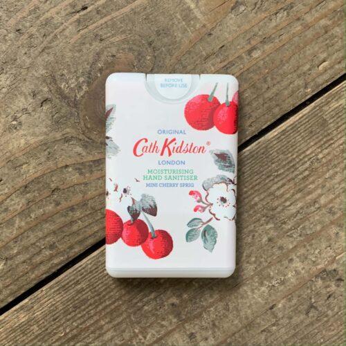 Cath Kidston Mini Cherry Sprig Moisturising Hand Sanitiser