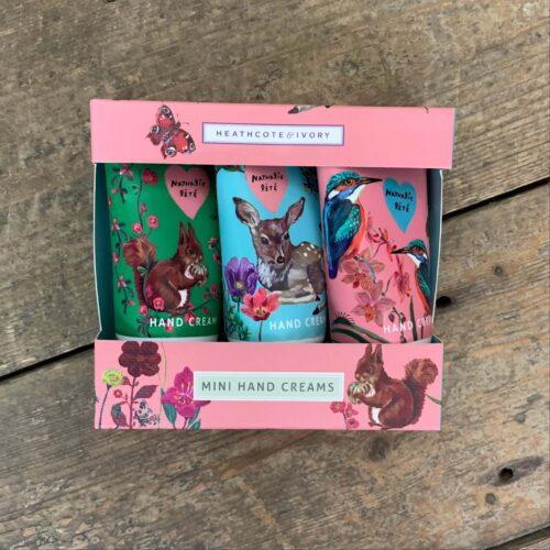 Forest Folk Mini Hand Creams