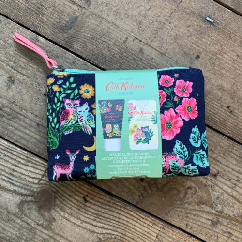 Cath Kidston Magical Woodland Hand Sanitiser and Hand Cream Gift Set