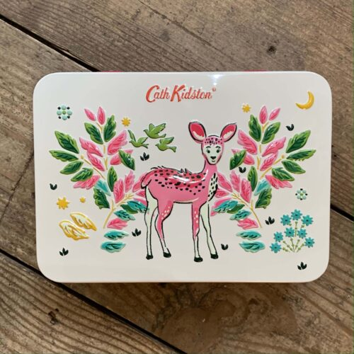 Cath Kidston Magical Woodland Hand and Lip Tin