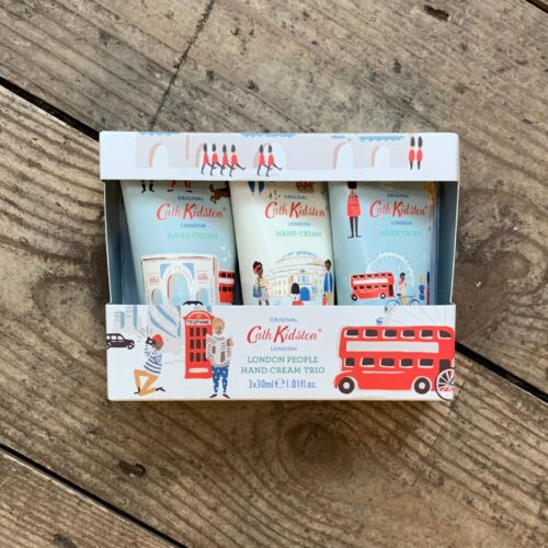 Cath Kidston London People Hand Cream Trio