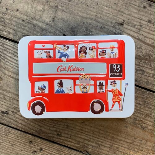 Cath Kidston London People Hand and Lip Tin