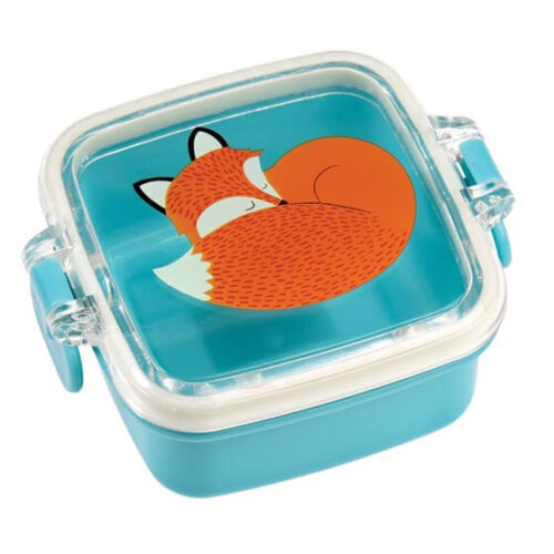 Rusty the Fox Snack Pot