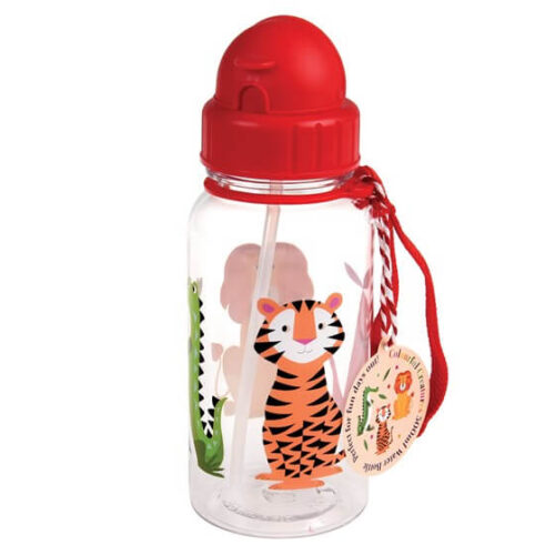 Colourful Creatures Kids Water Bottle