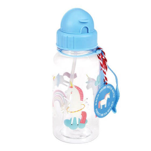 Magical Unicorn Kids Water Bottle
