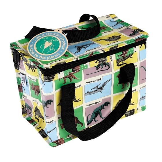 Prehistoric Land Insulated Lunch Bag