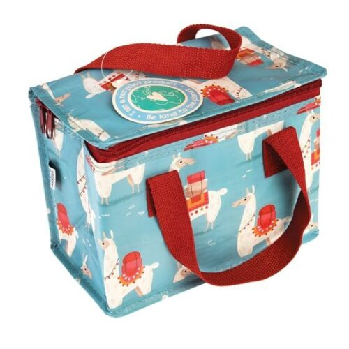 Dolly Llama Insulated Lunch Bag