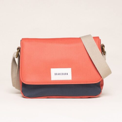 Brakeburn Burnt Orange Roo Pouch