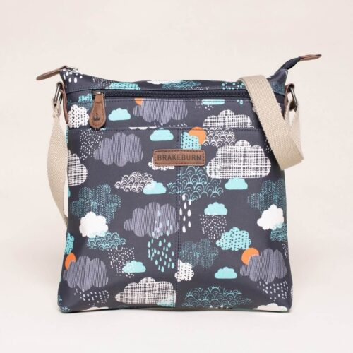 Brakeburn Rain Cloud Cross Body Bag