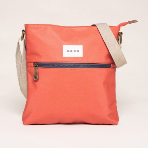 Brakeburn Burnt Orange Cross Body Bag