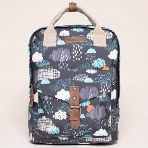 Brakeburn Rain Clouds Backpack