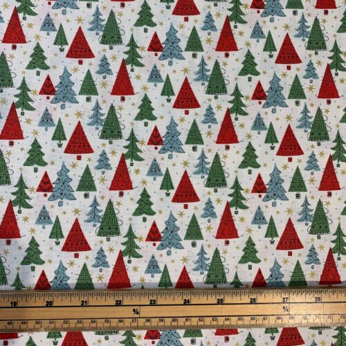 Liberty Fabrics - A Festive Collection: Noel Forest - Fat Quarter