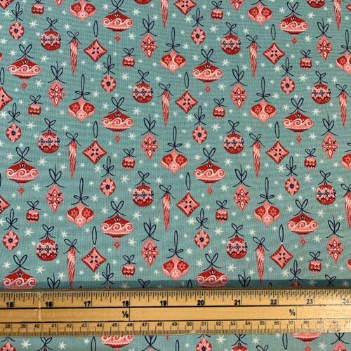 Liberty Fabrics - A Festive Collection: Deck the Halls - Fat Quarter