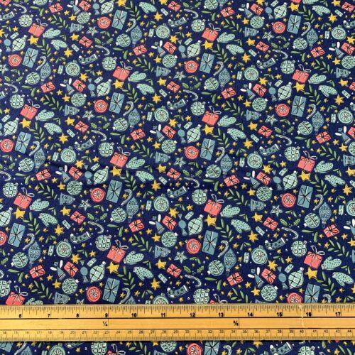 Liberty Fabrics - A Festive Collection: Festive Joy - Fat Quarter