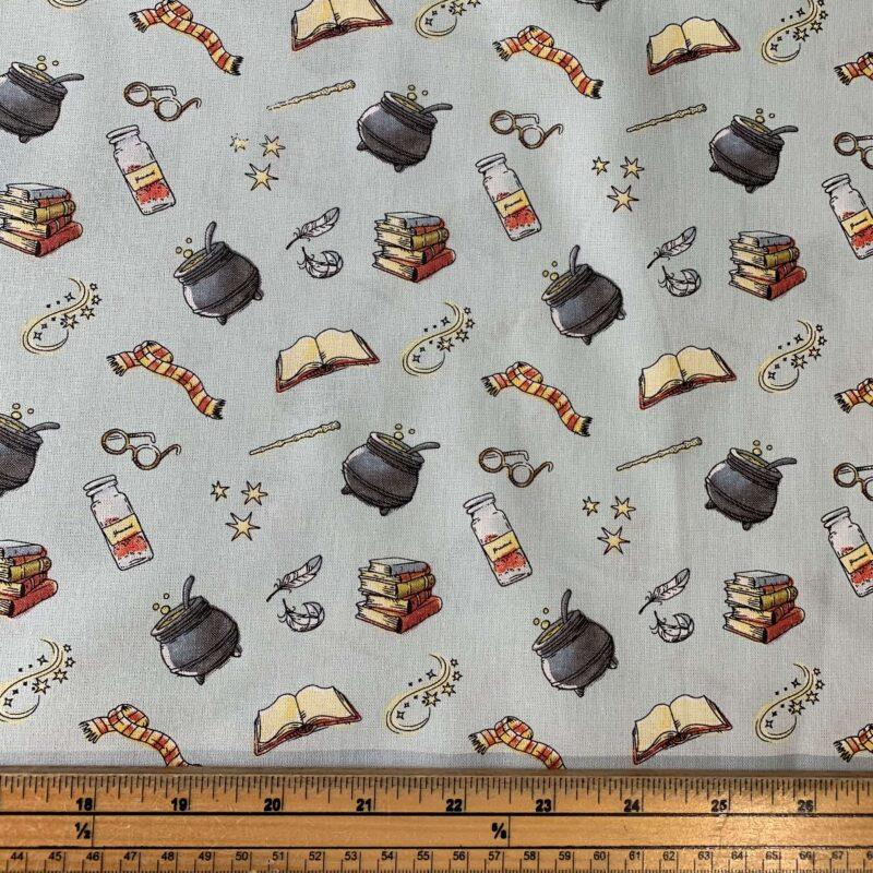 Harry Potter Potions Cotton Fabric - Fat Quarter