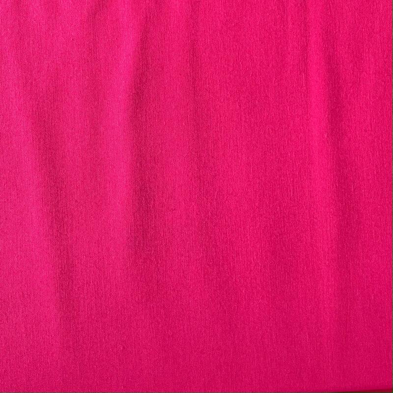 Plain Dark Pink Cotton Fabric - Fat Quarter