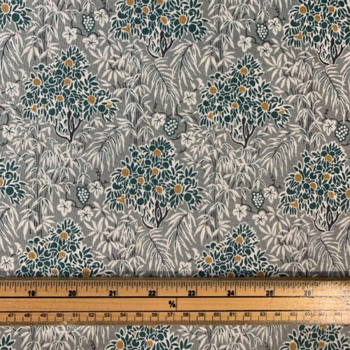 Liberty Fabrics - Winterbourne House: Woodhaze: Forest Green - Fat Quarter