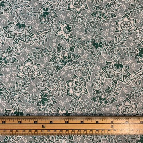 Liberty Fabrics - Winterbourne House: Louise May: Forest Green - Fat Quarter