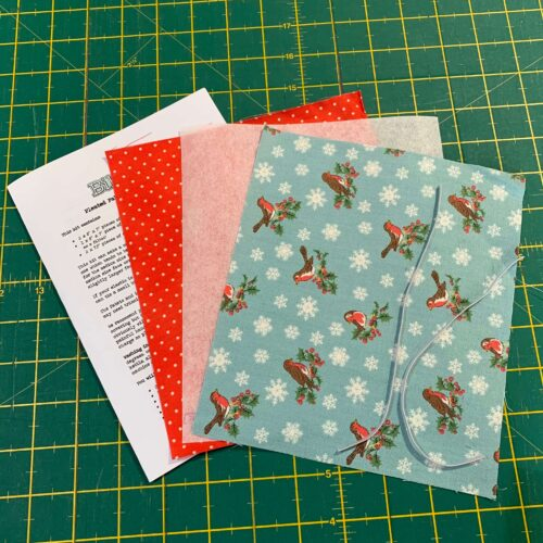 Christmas Face Covering Kits