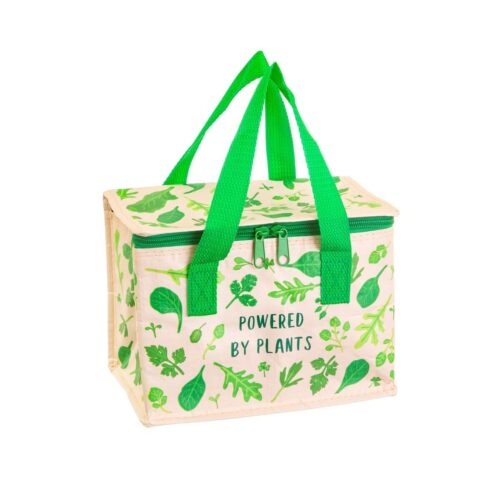 Powered by Plants Insulated Lunch Bag