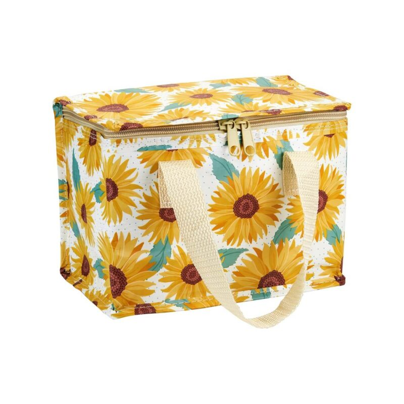 Sunflowers Insulated Lunch Bag
