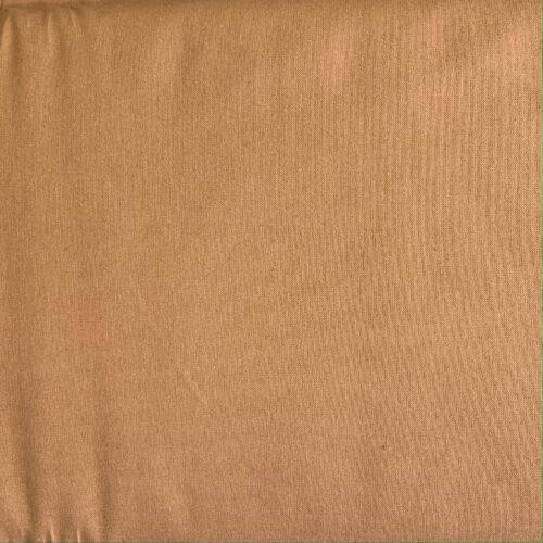 Plain Biscuit Cotton Fabric - Fat Quarter