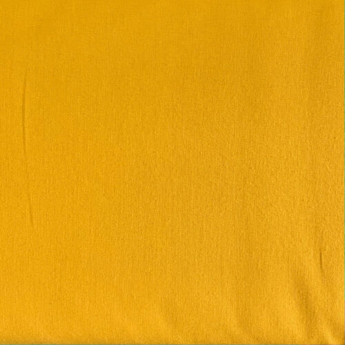 Plain Gold Cotton Fabric - Fat Quarter