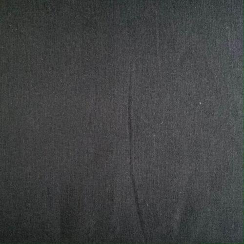 Plain Midnight Blue Cotton Fabric - Fat Quarter