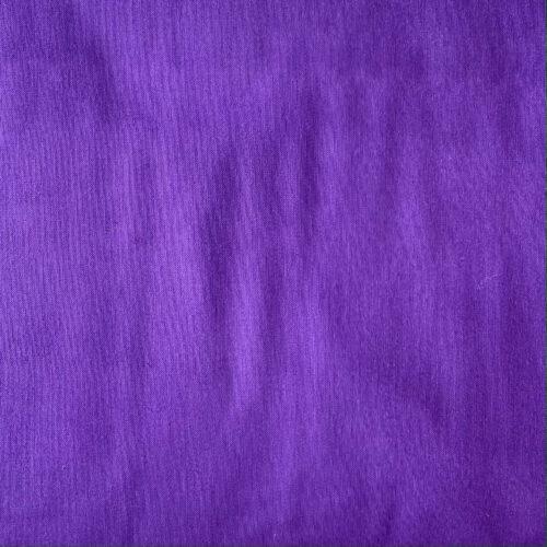 Plain Purple Cotton Fabric - Fat Quarter