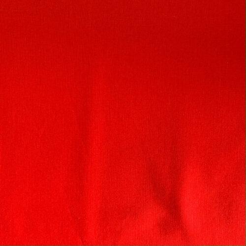 Plain Red Cotton Fabric - Fat Quarter