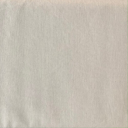 Plain Silver Grey Cotton Fabric - Fat Quarter