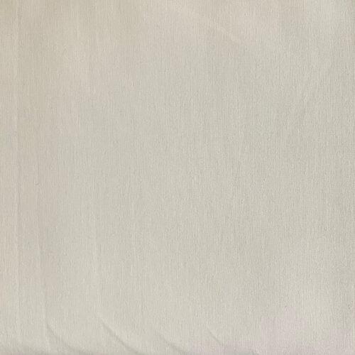 Plain White Cotton Fabric - Fat Quarter