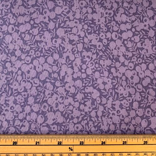 Liberty Fabrics - Wiltshire Shade: Lavender - Fat Quarter
