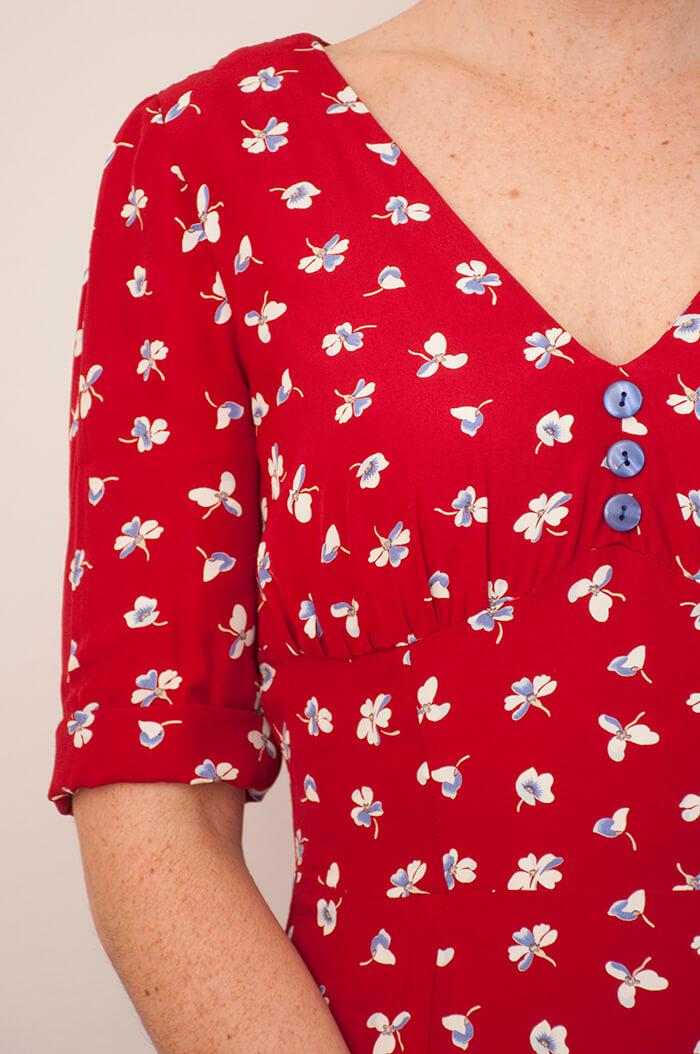 Sew Over It 1940's Tea Dress Pattern