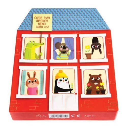 Memory Bingo Game