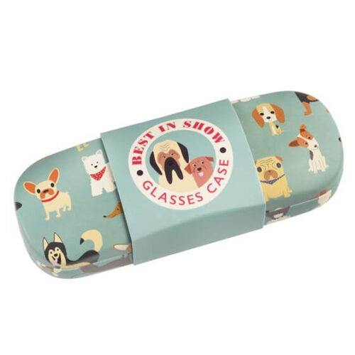 Best in Show Glasses Case & Cleaning Cloth