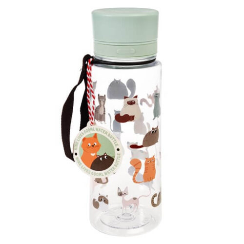 Nine Lives Water Bottle