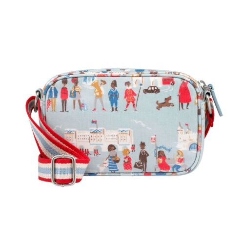 Cath Kidston London People Mini Lozenge Bag