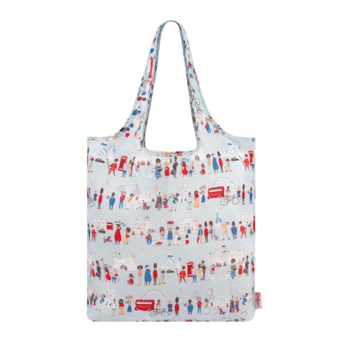 Cath Kidston London People Foldaway Shopper