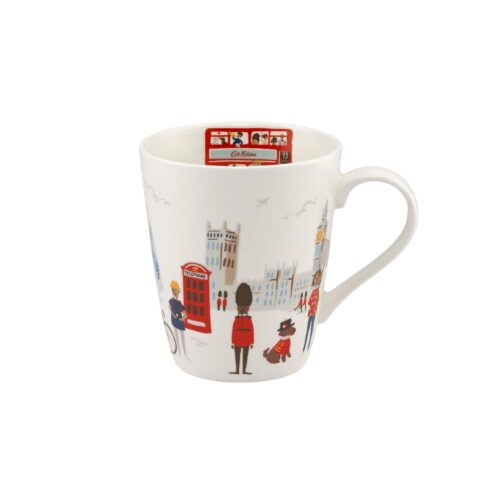 Cath Kidston London People Cream Stanley Mug