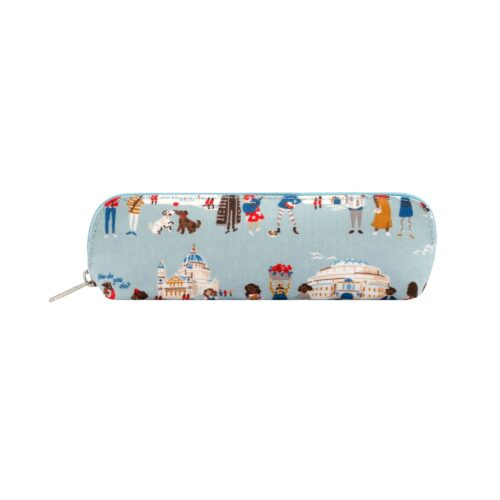 Cath Kidston London People Curved Pencil Case