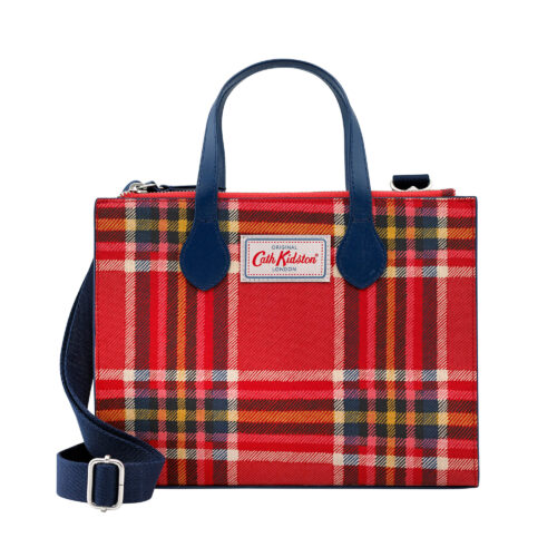 Cath Kidston Clarendon Check Cross Body Bag