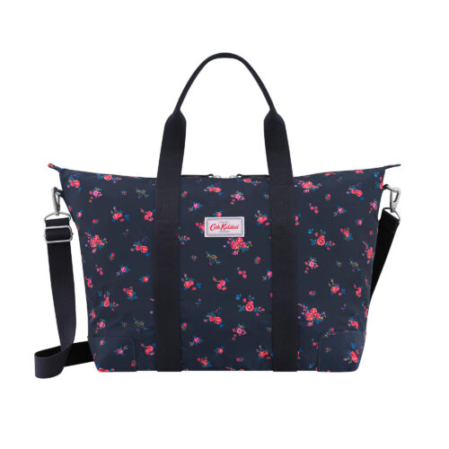 Cath Kidston Millfield Rose Foldaway Overnight Bag