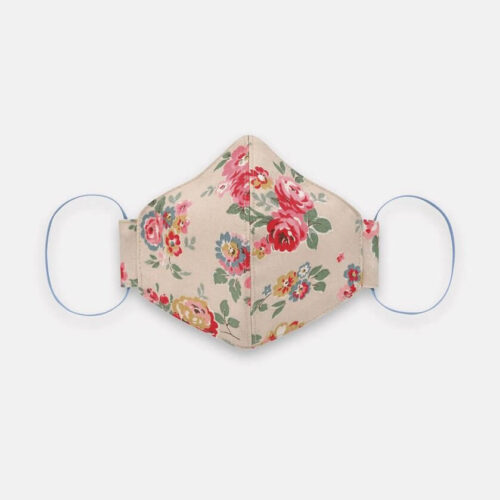 Cath Kidston Adult Face Covering: Wells Rose
