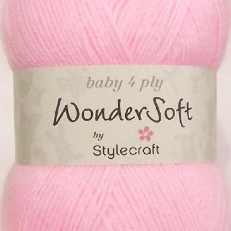 Stylecraft Wondersoft 4 Ply