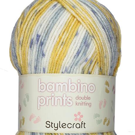 Stylecraft Bambino Prints DK